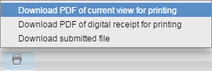 Download PDF of current view for printing