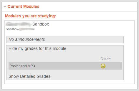 Show my grades2a
